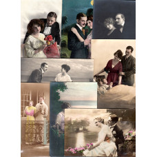 Post Cards Various (1920s-30s)