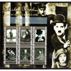 1999 Antigua & Barbuda Charlie Chaplin