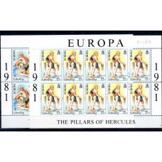 1981 Gibraltar Europa