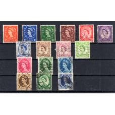 1955-1957 Μεγάλη Βρετανία