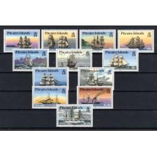 1988 Πίτκαιρν Πλοία