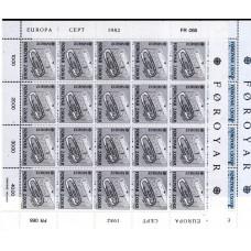 1982 Ferroes Europa