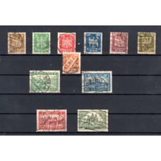 1924-1925 Germany