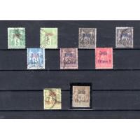 1893 Γαλλικό Ταχυδρομείο Καβάλλας