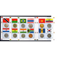 2007 Flags and Coins