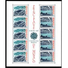 1987 Monaco Europa CEPT