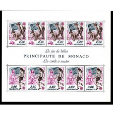 1989 Monaco Europa CEPT