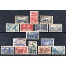 1935/1939 France Various