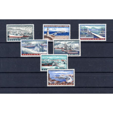 1958 Ports of Greece