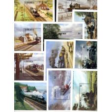 Liberia Trains