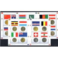 2006 United Nations Flags with Coins