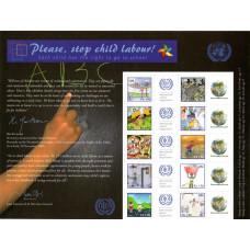 2010 United Nations International Labour Organization