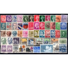 Used Stamps Various