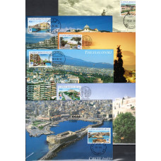 2004 Views of Olympic Cities