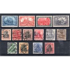 1902-1904 Γερμανία