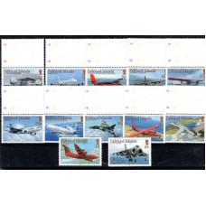 Falklands Airplanes