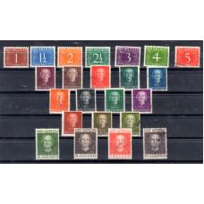 1950-1959 Dutch Antilles Various
