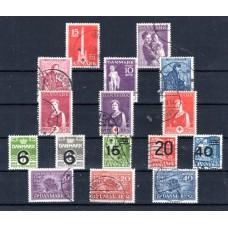1938-1940 Δανία Διάφορα