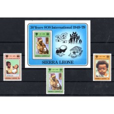 1979 Year of the Child Sierra Leone