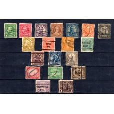 1922-1925 Αμερική