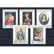 Τσεχοσλοβακία Πίνακες
