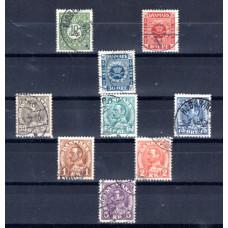 1926-1934 Δανία Διάφορα