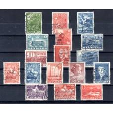 19147-1951 Δανία Διάφορα