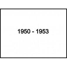 1950-53 Greece