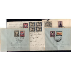 1937 Charity Stamps