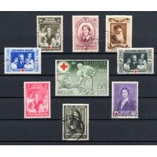 1939 Βέλγιο Διάφορα
