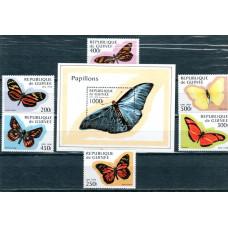 Γουινέα Πεταλούδες