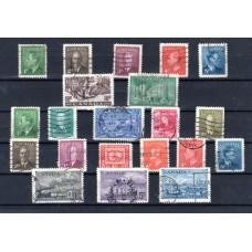 1950-1951 Canada Various