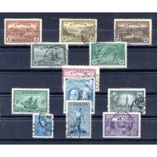 1946-1949 Canada Various