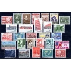 1970-1972 Δανία Διάφορα