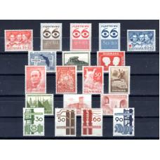 1964-1968 Δανία Διάφορα