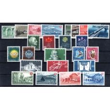 1947-1948 Ελβετία Διάφορα