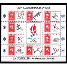 1992 France Winter Olympics