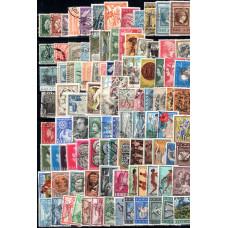 Greek Stamps Various