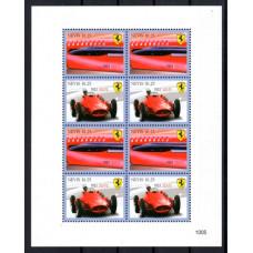 Nevis Race Cars