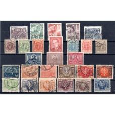 1922 Πολωνία Διάφορα