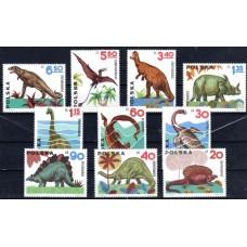 Πολωνία Δεινόσαυροι