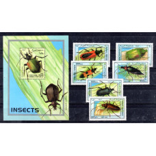 1998 Somalia Insects