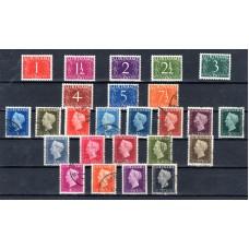 1948-1951 Σούριναμ Διάφορα