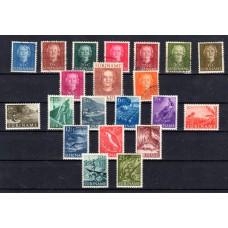 1951-1954 Σουρινάμ Διάφορα