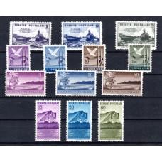 1946/1947 Τουρκία Διάφορα