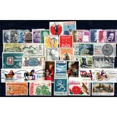 1965-1968 Αμερική Σφραγισμένα Διάφορα