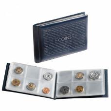 Άλμπουμ τσέπης για νομίσματα