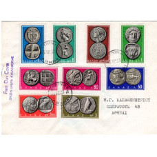 1963 Ancient Greek Coins 2nd Issue