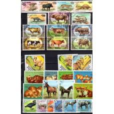 Άγρια Ζώα Διάφορα Σφραγισμένα