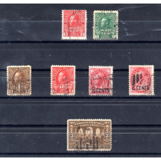 1899-1917 Canada Various